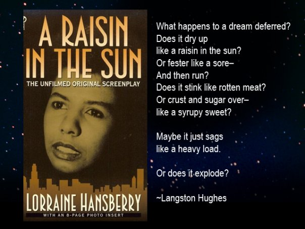 beneatha essay in raisin sun