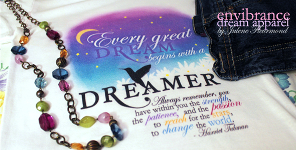Every Great Dream Begins with a Dreamer...